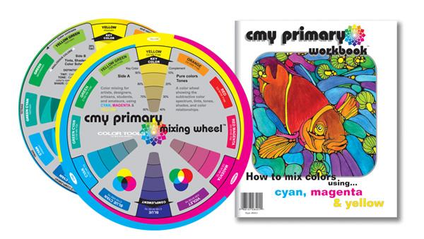 CMY Wheel & Workbook