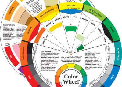 Color Wheel – 9 1/4″ Diameter