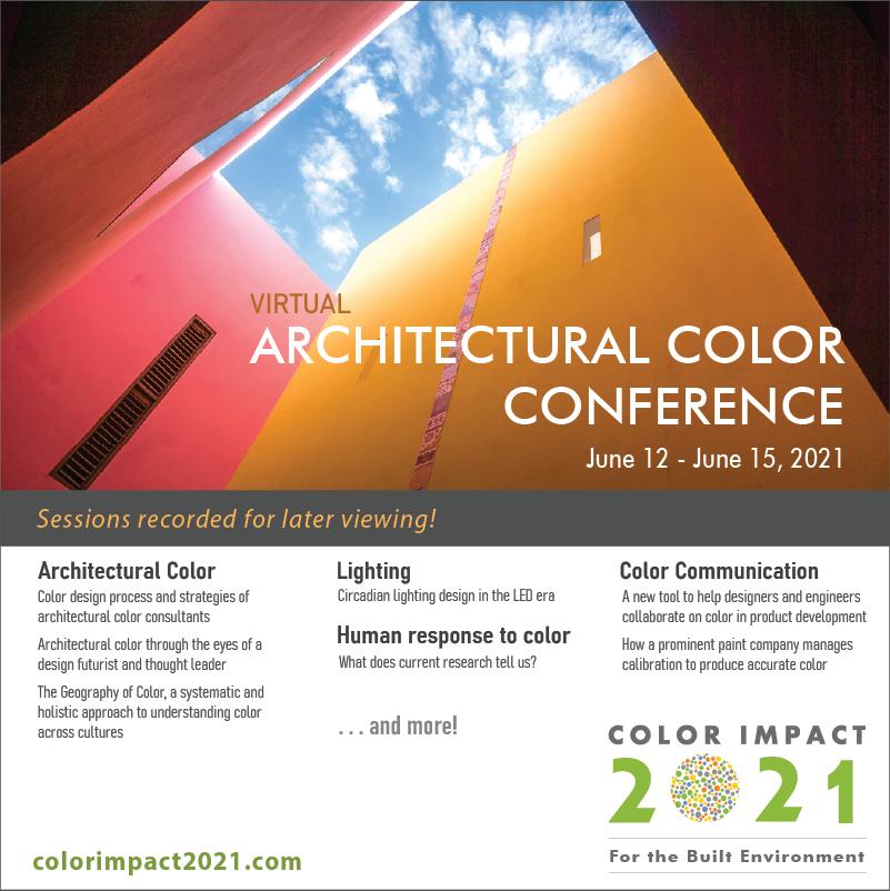 2021 Color Impact Conference Announcement